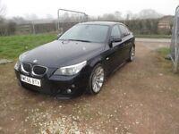 BMW 535d msport 2006