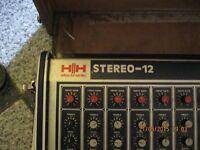 HH Stereo Mixer