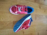 trainers childs size 12 junior