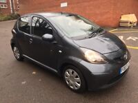 Toyota Aygo Automatic SUPER LOW MILEAGE
