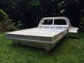 James Seccombe Modular Plastic Fashion Bed 1970's!! RETRO / VINTAGE