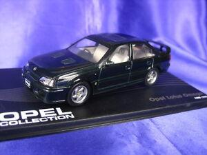 opel lotus omega 1989 1992 op07 1 43 new model car dark green vauxhall carlto. Black Bedroom Furniture Sets. Home Design Ideas