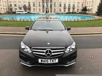 AIRPORT TRANSFERS WITH MERCEDES E CLASS