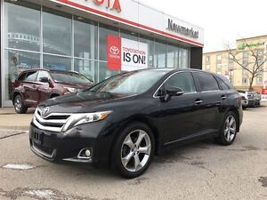 2013 Toyota Venza LOADED V6 AWD CERTIFIED