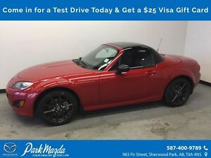 2012 Mazda MX-5 Miata 2dr Conv Hard Top Man Special Edition