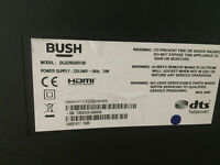 BUSH 50' FHD 1080P LED TV USED good condition model DLED50265FHD