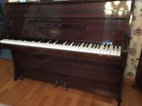 Zender Piano, suitable for all abilities. Lovely sound.