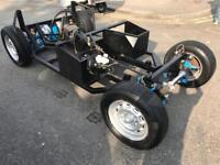 COBRA 427 kit car rolling chassis never been finished project