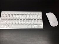 Apple Magic Keyboard & Mouse