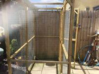 Small animal pen enclosurei.e. Cats, chickens birds ect