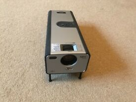 NEC LT170 PORTABLE PROJECTOR IN TRAVEL CASE - VERY COMPACT, 1.8kg, EXCELLENT WORKING CONDITION