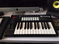 Novation Launchkey 25 MIDI Controller- Used 2 times since opened