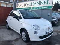 Fiat 500 1.2 Pop 3dr £3,645 p/x welcome FREE WARRANTY, NEW MOT