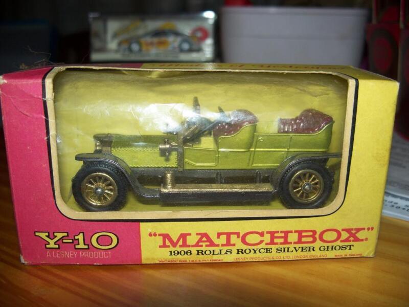 rolls royce silver ghost von 1906 in schleswig holstein. Black Bedroom Furniture Sets. Home Design Ideas