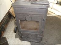 Morso Squirrel solid fuel or wood burning stove