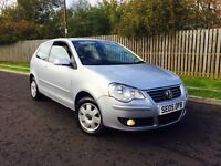 Volkswagen Polo 1.2 S 55 2005 64000 Miles 12 Months mot just done and full service history