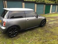 Mini cooper s 1.6 super charged