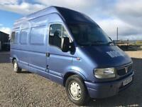 4c6be6a98b Used Vauxhall MOVANO Diesel Panel Van vans for Sale in eh152aj - Gumtree