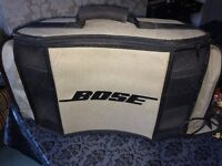 BOSE Acoustic Wave CD/Radio System with BOSE Power Pack
