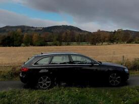 Audi A4 Avant 2.0 TDI SE Technik 2012 (61 Plate)