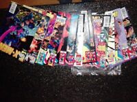 mixed marvel & DC comics plus some others (222 in total)