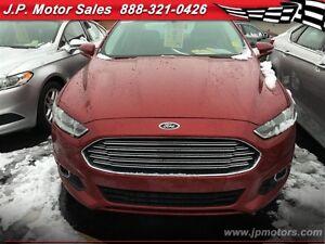 2014 Ford Fusion SE, Automatic, Leather, Heated Seats Oakville / Halton Region Toronto (GTA) image 3