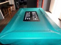 Supreme Match Table and Table Mover