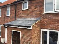 New roof for your porch, Cambrian slate, best tiles