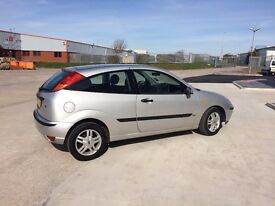 Ford Focus - Owned from new - Excellent Condition - MOT June