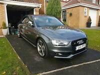 Audi s4 2014 64, tech pack. Black edition