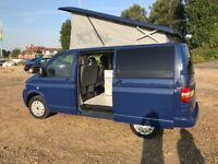 VW TRANSPORTER CONVERTED CAMPERVAN. Long MOT. 59k MILES. One owner