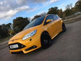 FORD FOCUS ST-3 WITH FSH MY2013