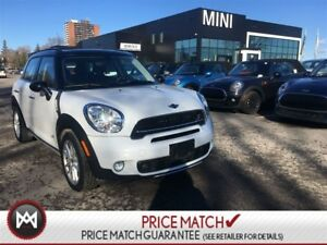 2016 MINI Cooper S Countryman AWD HEATED SEATS PANORAMIC 5 PASSE