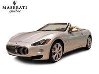 2014 Maserati GranTurismo Convertible - Maserati CPO