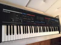 Juno stage synthesizer-good condition