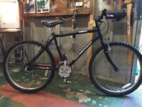 """Mountain bike small adult 16"""" frame 15 speed"""