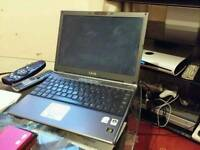 Sony vaio with charger