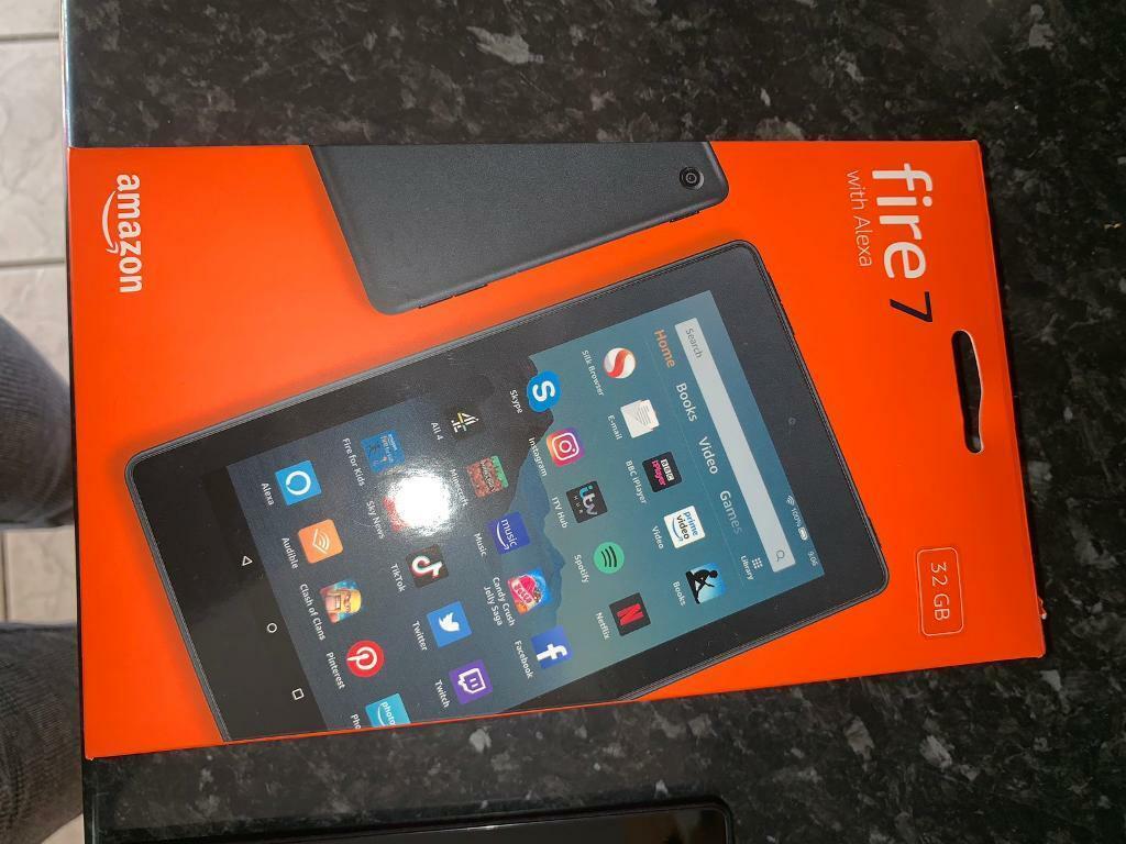 Brand new Amazon Fire 7 tablet | in Southside, Glasgow | Gumtree