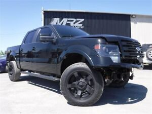 2014 Ford F-150 FX-4 Cuir Toit App. pack - Full - Mags XD 20'' -