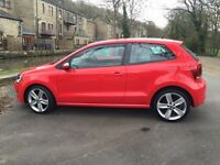 Vw polo 1.6 tdi sport excellent condition 2 owners