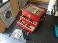 Gigar humidor not including cigars