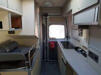 Renault Master 2-berth Campervan LWB hi-top MOT-Nov motorhome camper