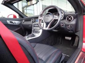 Mercedes-Benz SLK SLK250 BLUEEFFICIENCY AMG SPORT ED125 (red) 2011-09-30