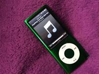 Apple iPod nano 5th gen 8Gb green finish