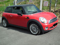 MINI COOPER SPECIAL EDITION NOT KA C1 C2 FIAT 500 REDUCED FOR QUICK SALE