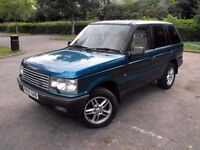 Land Rover Range Rover 4.6 H.S.E. Asian Import Excellent condition throughout