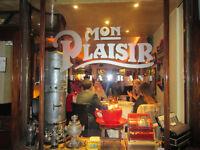 Long Standing Restaurant in heart of Covent Garden looking for Commis Chef/Chef de Partie
