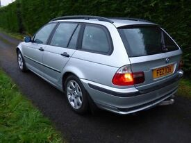 2002 BMW 320D se touring ,*******ONLY £995*******trade in considered,credit and debit cards accepted