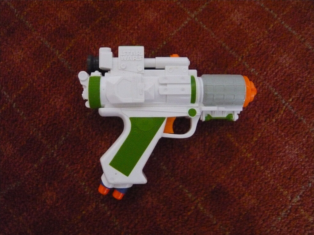 Star Wars General Grievous Blaster