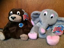 Planet Hollywood collectible teddies
